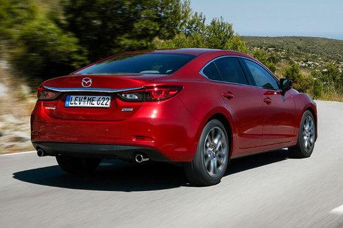 Neuer Mazda6 Erster Test Schon Gefahren Autowelt Motorline Cc