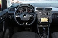 VW Caddy TGI Erdgas 2017