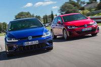 Volkswagen VW Golf R Golf GTI 2017