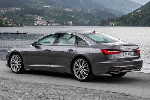 Neuer Audi A6 Erster Test Schon Gefahren Autowelt Motorline Cc