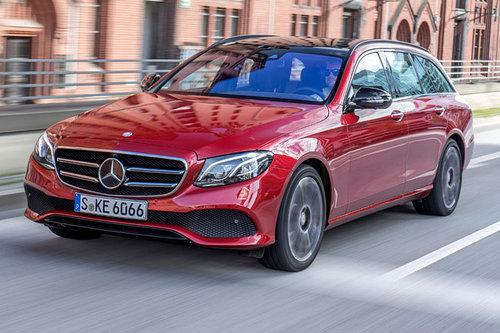 Mercedes E Klasse T Modell Erster Test Schon Gefahren Autowelt
