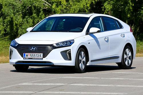 Hyundai Ioniq Plug-in-Hybrid bleibt knapp unter 30 000 Euro