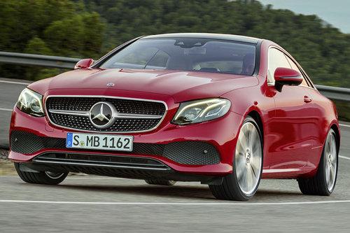 Mercedes E Klasse Coupe Erster Test Schon Gefahren Autowelt