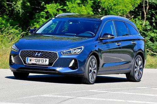 Neuer Hyundai I30 Kombi Erster Test Schon Gefahren Autowelt