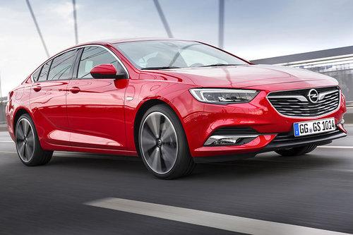 Neuer Opel Insignia - erster Test Opel Insignia Grand Sport 2017