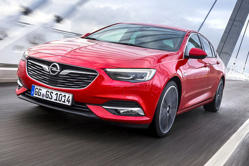 Opel Insignia Grand Sport 2.0 Turbo AWD - erster Test Opel Insignia Grand Sport 2017