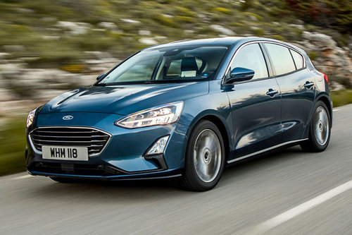 Neuer Ford Focus - erster Test Ford Focus 2018
