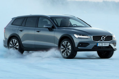 Volvo V60 Cross Country - erster Test Volvo V60 Cross Country 2019