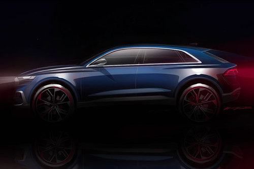 Audi Q8 Concept 2016