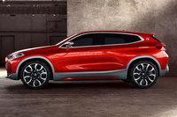 BMW Concept X2 2017