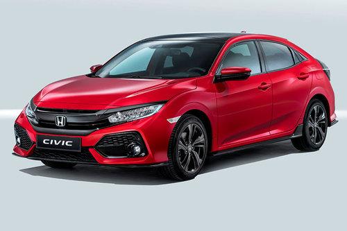 Honda Civic Fünftürer 2017