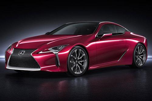 Lexus LC 2017