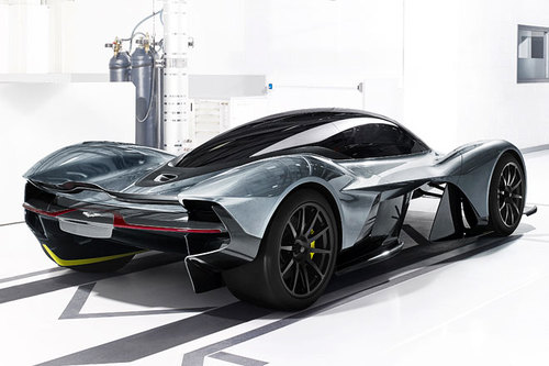 Aston Martin Red Bull AM-RB 001 Valkyrie 2017