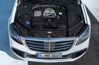 Mercedes S-Klasse 2017
