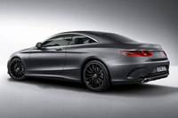 Mercedes S-Klasse Coupe 2017