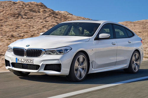 BMW 6er Gran Turismo 2017