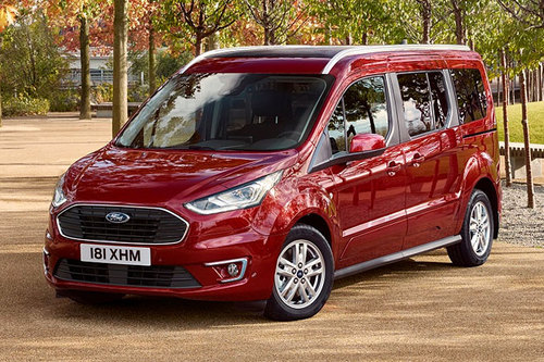 Ford Tourneo Conneect 2018