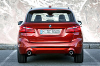 BMW 2er Active Tourer BMW 2er Gran Tourer 2018
