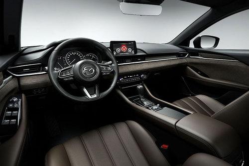 Genfer Autosalon: Facelift Mazda6 Sport Combi - News ...