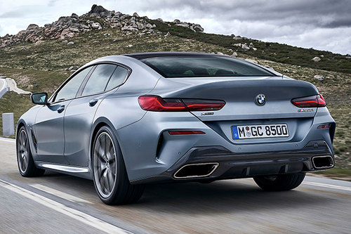 BMW 8er Gran Coupe 2019