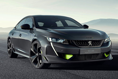 Concept 508 Peugeot Sport Engineered Neo-Performance 2019