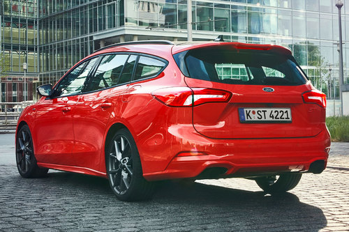 Ford Focus ST Traveller 2019