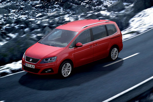 seat alhambra allrad und vw sharan 4motion news autowelt. Black Bedroom Furniture Sets. Home Design Ideas