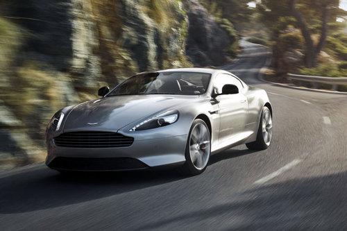 Aston Martin modernisiert und stärkt den DB9 - News - Autowelt ...