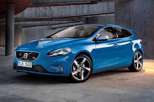 volvo v40 im r design news autowelt. Black Bedroom Furniture Sets. Home Design Ideas