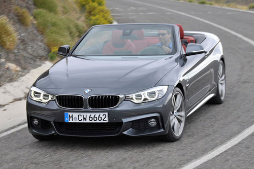 bmw 4er cabrio auf der tokio motor show news autowelt. Black Bedroom Furniture Sets. Home Design Ideas