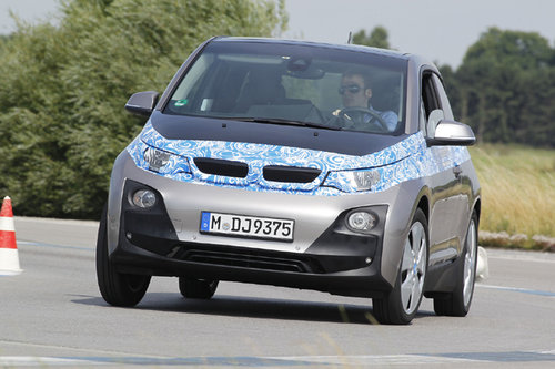 elektroauto bmw i3 neuvorstellung news autowelt. Black Bedroom Furniture Sets. Home Design Ideas