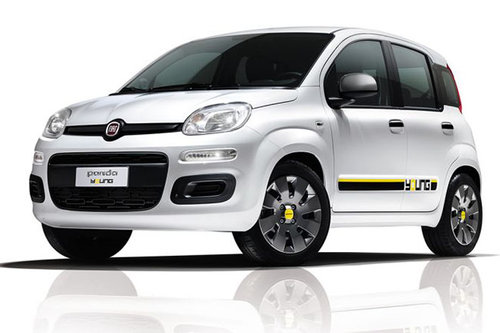 fiat panda punto als young edition news autowelt. Black Bedroom Furniture Sets. Home Design Ideas