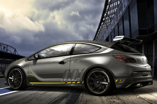 Genf-Studie: Opel Astra OPC Extreme