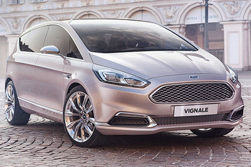 neu ford s max vignale concept news autowelt. Black Bedroom Furniture Sets. Home Design Ideas