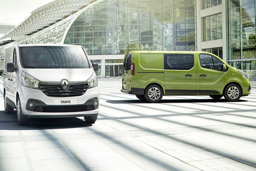 neu opel vivaro und renault trafic news autowelt. Black Bedroom Furniture Sets. Home Design Ideas