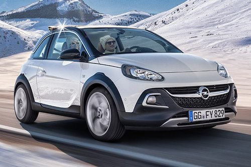 opel adam rocks open air offroader news autowelt. Black Bedroom Furniture Sets. Home Design Ideas