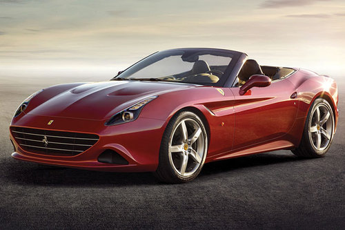 Premiere in Genf: Ferrari California T