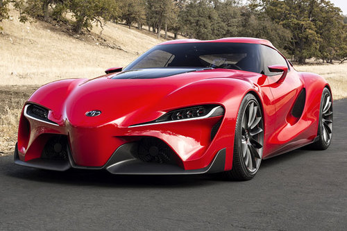 Toyota Sportwagen Studie Ft 1 News Autowelt Motorline Cc