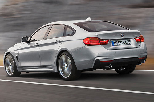 Weltpremiere bmw 4er gran coup news autowelt for Bmw 4er gran coupe m paket