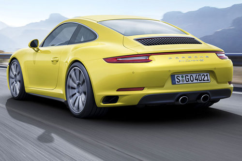 Neu Porsche 911 Carrera 4 Und Targa 4 News Autowelt