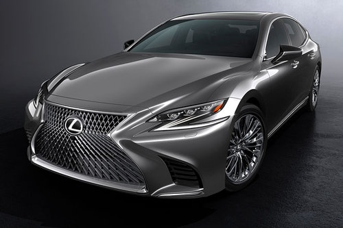 Detroit Auto Show: neuer Lexus LS Lexus LS 2017