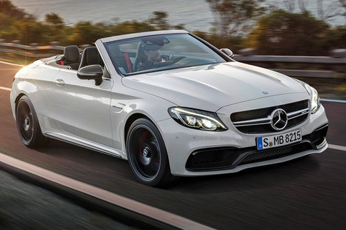 new york mercedes amg c63 cabrio news autowelt. Black Bedroom Furniture Sets. Home Design Ideas