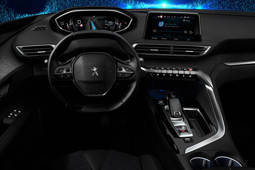 peugeot digitalisiert sein i cockpit news autowelt. Black Bedroom Furniture Sets. Home Design Ideas
