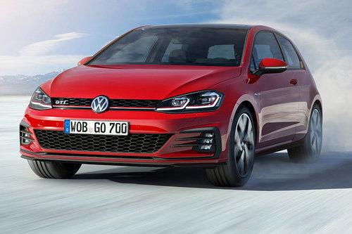 Vienna Autoshow: VW-Konzernmarken VW Golf GTI 2017