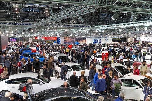 Vienna Autoshow: alle Premieren Vienna Autoshow VAS