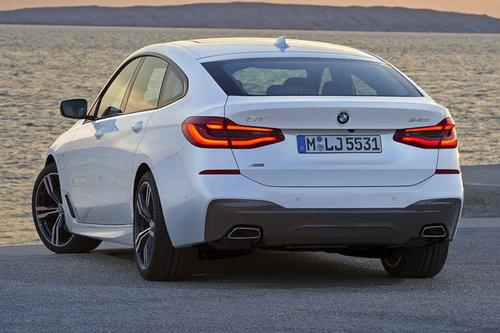 Fließheck-Riese: BMW 6er Gran Turismo BMW 6er Gran Turismo 2017