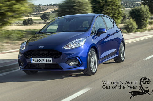 ford fiesta women s world car of the year 2017 news autowelt. Black Bedroom Furniture Sets. Home Design Ideas