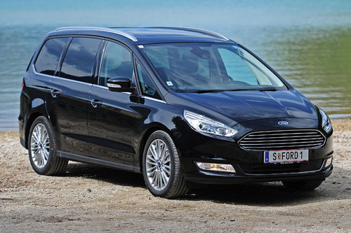 Ford Galaxy mit 127 Gramm CO2-Emission Ford Galaxy 2017