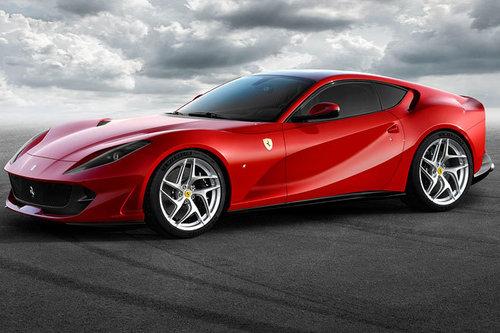 Genfer Autosalon: Ferrari 812 Superfast Ferrari 812 Superfast 2017