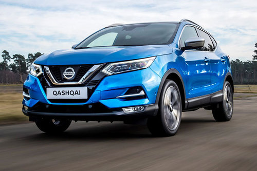 genfer autosalon nissan qashqai facelift news. Black Bedroom Furniture Sets. Home Design Ideas